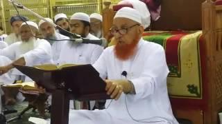 Sheikh Makki dars, Al-Haram Makkah, 5 Aug 2016,