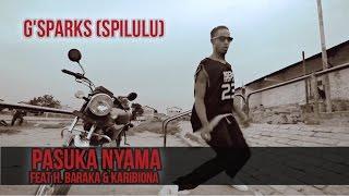 G'Sparks (Spilulu) - Pasuka Nyama ft H. Baraka & Karibiona  [ Afro House Music DR Congo ]