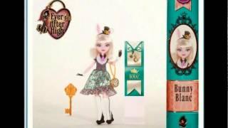 getlinkyoutube.com-NEW Monster High Ever After High dolls 2015