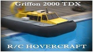 getlinkyoutube.com-rc HOVERCRAFT Griffon 2000 TDX - Modellbau LIVE