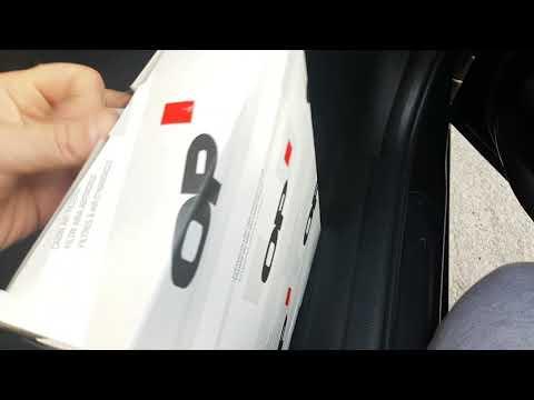 BMW f30 замена фильтра салона