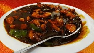 getlinkyoutube.com-Chilli Chicken Gravy - How to make Gravy Chilli Chiken By Home Kitchen Video