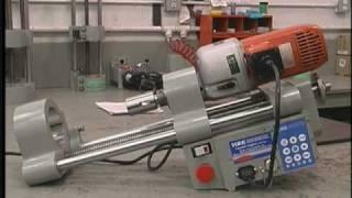 getlinkyoutube.com-York 4-14ET line boring Machine