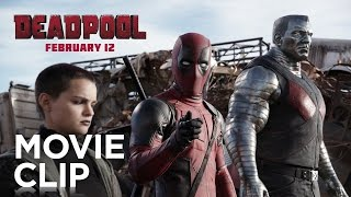 getlinkyoutube.com-Deadpool | 2 Girls 1 Punch | 20th Century FOX