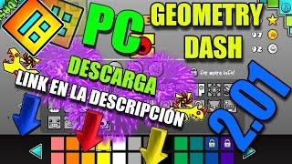 getlinkyoutube.com-COMO DESCARGAR GEOMETRY DASH 2.0.1 PARA PC | GM ALL GAMES