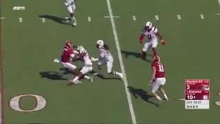 getlinkyoutube.com-Jalen Hurts vs Western Kentucky (2016)