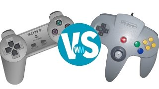 getlinkyoutube.com-Nintendo 64 VS PlayStation One