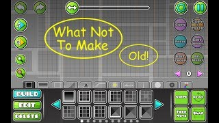 getlinkyoutube.com-Geometry Dash- What NOT to put in your custom level