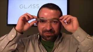 getlinkyoutube.com-Como se ve con las Google Glass - Ejemplo de la vida real