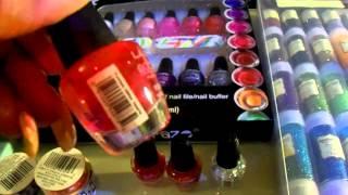 getlinkyoutube.com-Mas decoraciones para uñas....