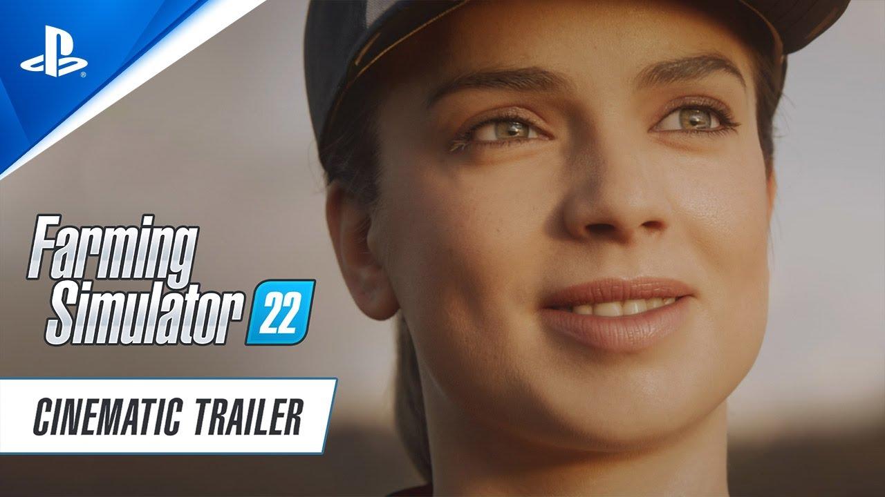 FS22 First Gameplay Trailer