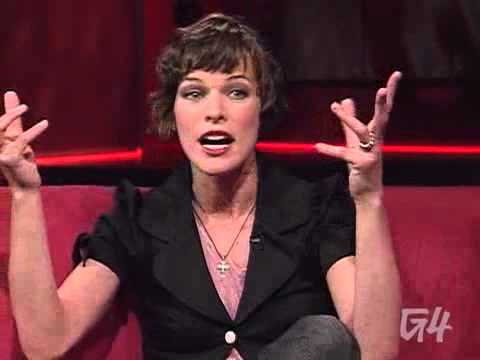 Milla Jovovich interview about