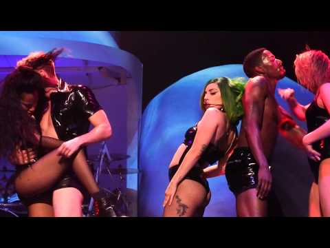 Lady Gaga - Sexxx Dreams (Buffalo #artRAVE)