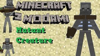getlinkyoutube.com-Minecraft z Modami #83 - Mutant Creature - Aktualizacja 1.7.2/1.7.10