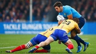 Italy v Romania - Match Highlights and Tries - Rugby World Cup