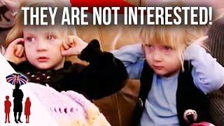 getlinkyoutube.com-Twins Don't Like The Sound Of New House Rules - Supernanny US