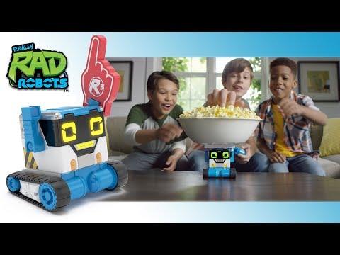Really RAD Robots MiBro Radio Controlled Robots