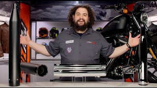 getlinkyoutube.com-Exhaust Sound Comparison for Harley at RevZilla.com