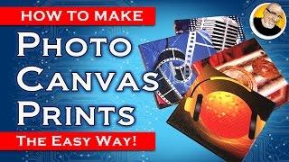getlinkyoutube.com-How to Make PHOTO CANVAS PRINTS for Gifts!