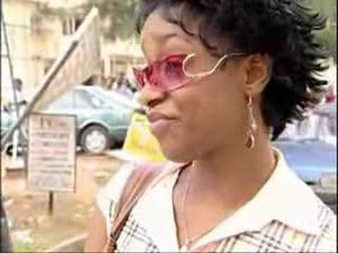 How to pick up nigerian women! Toooo Funny!!  {IM SORRY FOR GATECRASHING}