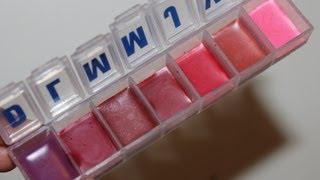 DIY: Paleta de labios personalizada