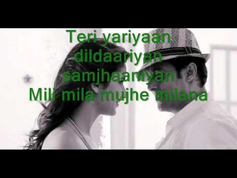 Ek Tha Tiger Mashallah - Full Song ( Lyrics ) HD