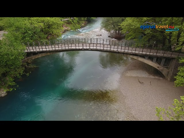 Voidomatis river flight