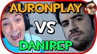 getlinkyoutube.com-AURONPLAY VS DANIREP