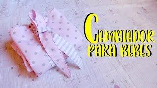 getlinkyoutube.com-Cambiador para bebes. DIY muy facil