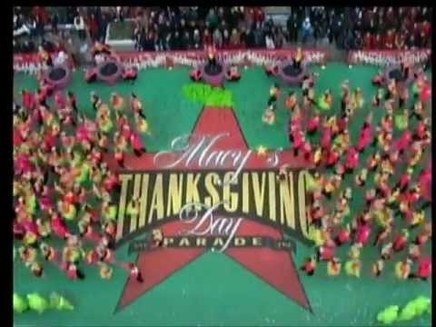 Thanksgiving Parade 2011: Spirit of America Dance Team