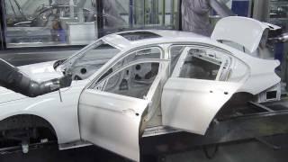 getlinkyoutube.com-■BMW 3 Series Production BMW Munich Plant Full HD 1080i