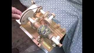 getlinkyoutube.com-DIY Yarn Winder