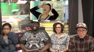 getlinkyoutube.com-PSY - DADDY (FT. CL of 2NE1) MV Reaction | Reaction Panel