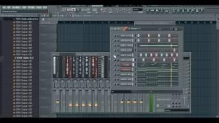 getlinkyoutube.com-Как написать мелодию для Deep House. How make? [FL Studio 11]