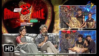 Dhee Jodi | 21st June 2017 | Grand Finale | Full Episode | ETV Telugu