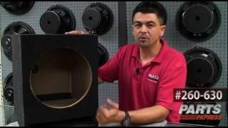 getlinkyoutube.com-Analyzing Goldwood Speaker Box w/ Bass Box Pro 6