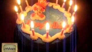 getlinkyoutube.com-Crazy Birthday Cake