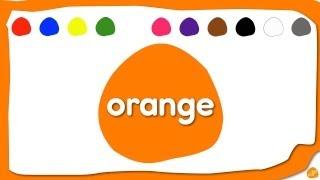 getlinkyoutube.com-Learn Colors - Preschool Chant - Colors Song for Preschool by ELF Learning - ELF Kids Videos