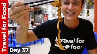 Hong Kong Breakfast, Bamboo Noodles, and Dai Pai Dong Feast!