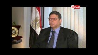 getlinkyoutube.com-خلاصة الكلام - وزير القوى العاملة| يبشر الشباب المصري هناك 232000 فرصة عمل في شرق التفريعة