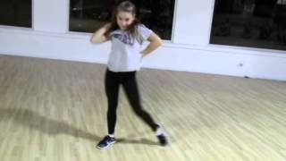 Choreograhy by Carlee Hoshowski Feat. Maddie & Mackenzie Ziegler, Kalani, Kendall, Nia & Brynn