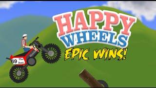 getlinkyoutube.com-EPIC WINS!! HAPPY WHEELS MADNESS!