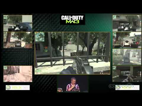 Modern Warfare 3 - Full Call of Duty XP Tournament Multiplayer Gameplay - (OpTicNation Vs. Infinity)