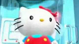 getlinkyoutube.com-Hello Kitty Aventure - Lapin Calin Song