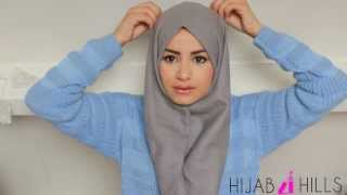 getlinkyoutube.com-Quick and Simple Hijab Style!