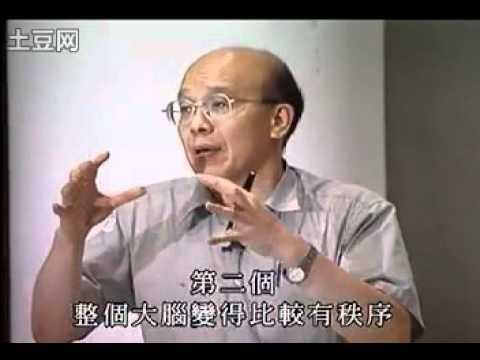 人體身心靈科學(上):台大校長_李嗣涔科學實驗證明 佛 、 神 、靈界的存在