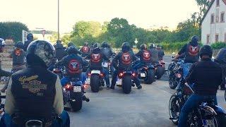 getlinkyoutube.com-Sixty Harley Davidson Breakout Riding
