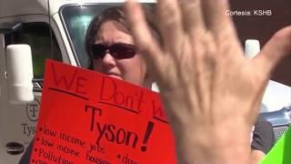 Tyson Foods Inc. anuncia planes para construir una Planta de Procesamiento de aves en Tonganoxie