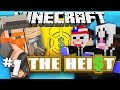 Minecraft - The Heist #1 - Art Attack (Payday 2 Adventure Map)