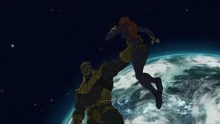 Avengers Assemble: Thor vs Thanos!